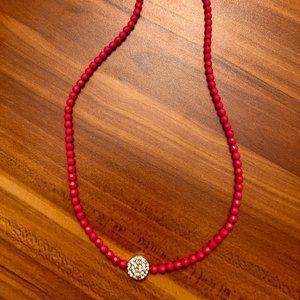 Jewelry - Simple necklace w/ sparkle